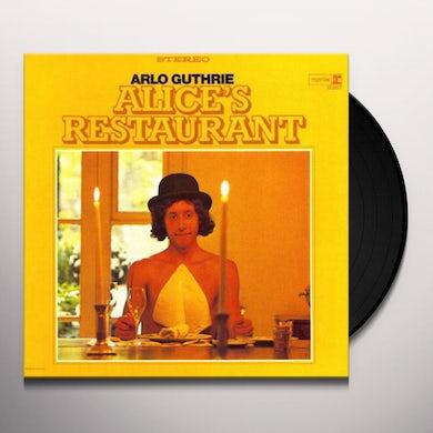 Arlo Guthrie Alice's Restaurant (OST) Vinyl Record