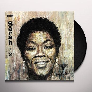 Sarah Vaughan Sarah + 2 Vinyl Record