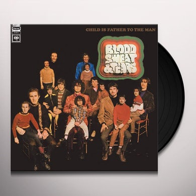 Blood Sweat & Tears Child Is Father To The Man Vinyl Record