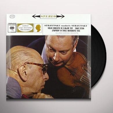 Igor Stravinsky Stravinsky Conducts Stravinksy Vinyl Record