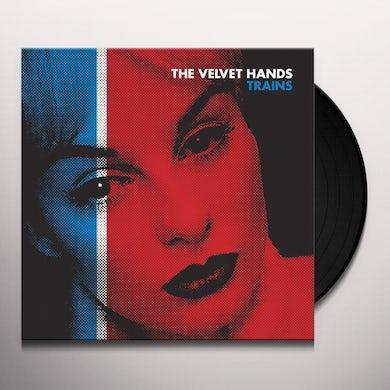 Velvet Hands Trains Vinyl Record
