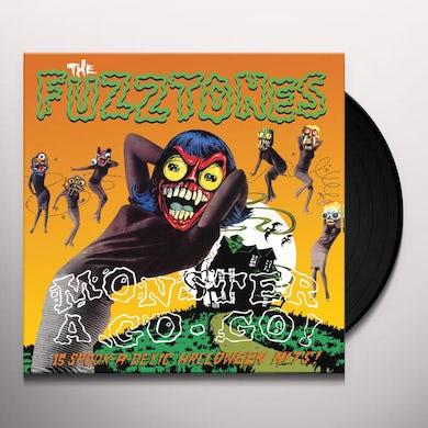 The Fuzztones Monster A Go Go Vinyl Record
