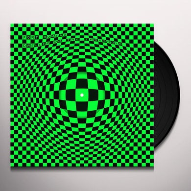 Fort Romeau Dweller on the threshold Vinyl Record