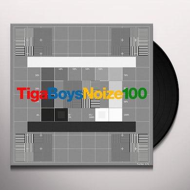 Tiga 100 Vinyl Record