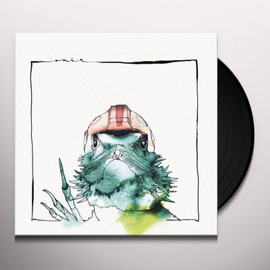 Acid Pauli Flying Lizard Vinyl Record