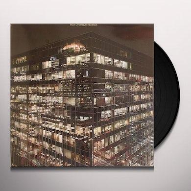 Tiga Overtime Remixes Vinyl Record