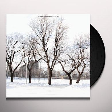 Tiga Gentle Giant Remixes Vinyl Record