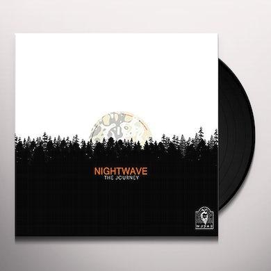 Nightwave Journey ep Vinyl Record