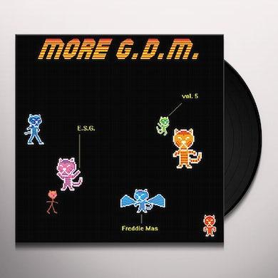 Esg More G.D.M. Vol. 5 Vinyl Record