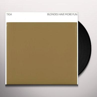 Tiga Blondes Have More Fun Part 1 Vinyl Record