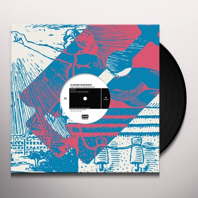 Vladimir Dubyshkin For Various Reasons EP 1 Vinyl Record
