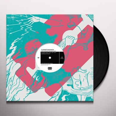 Vladimir Dubyshkin For Various Reasons EP 2 Vinyl Record