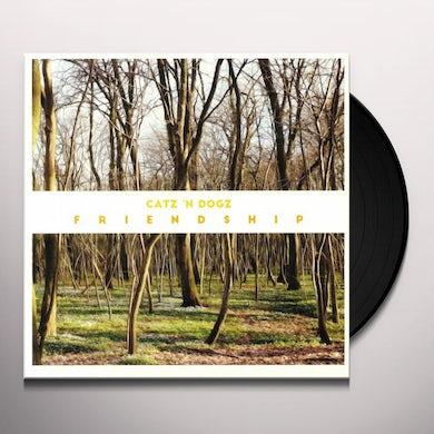 Catz 'n Dogz Friendship Vinyl Record