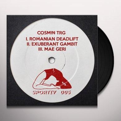 Cosmin Trg Romanian Deadlift/Exuberant Gambit/Mae Geri Vinyl Record