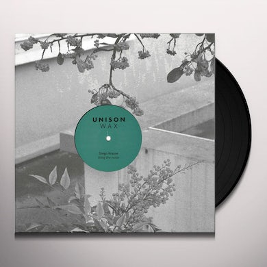 Diego Krause Bring The Noise Vinyl Record