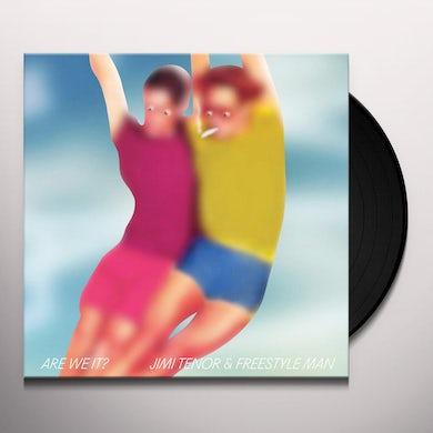 Jimi Tenor/Tony Allen Are We It? Vinyl Record