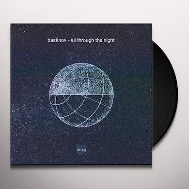 BASTINOV All through the night Vinyl Record