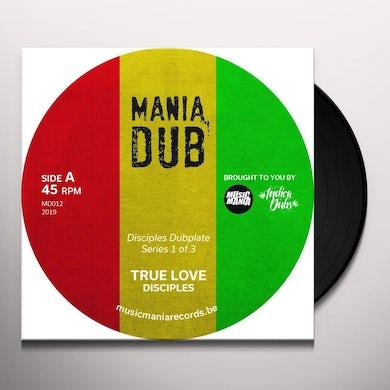 Disciples True love/true dub Vinyl Record