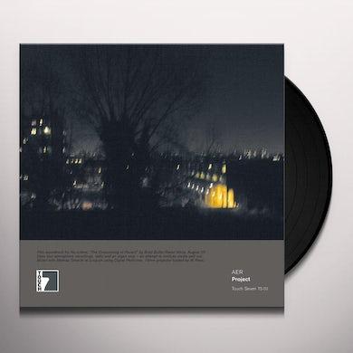 Aer Project Vinyl Record