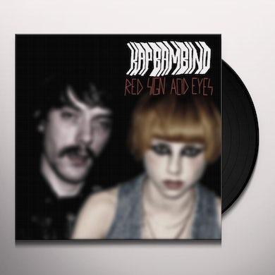 Kap Bambino Red Sign/Acid Eyes Vinyl Record