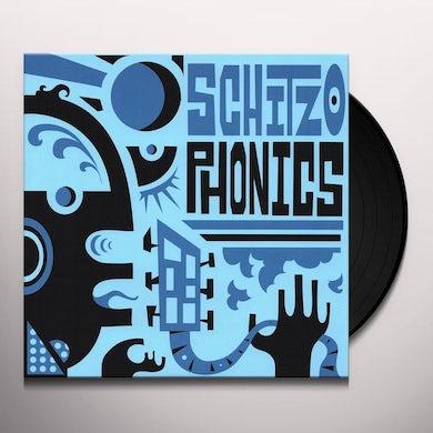 Schitzophonics Can't Take It Vinyl Record