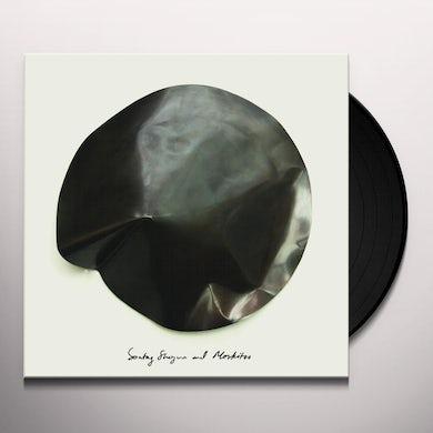 Sontag Shogun Things We Let Fall Apart/The Thunderswan Vinyl Record