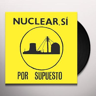 AVIADOR DRO Nuclear si Vinyl Record