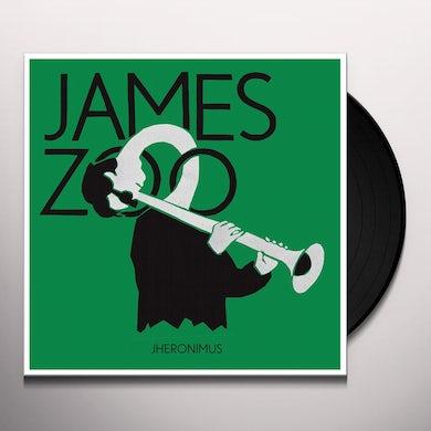Jameszoo Jheronimus Vinyl Record