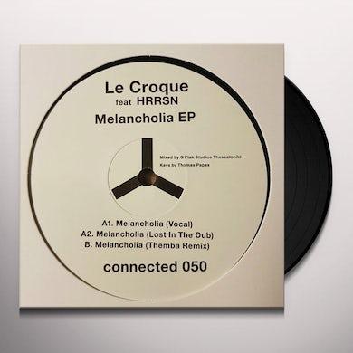 Le Croque / Hrrsn Melancholia Ep Vinyl Record