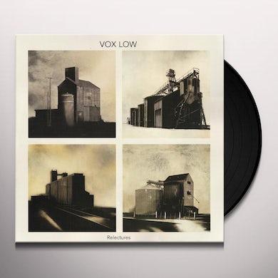 VoX LoW Relectures (Remix) Vinyl Record