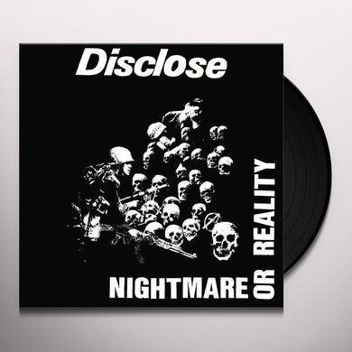 Nightmare or reality Vinyl Record