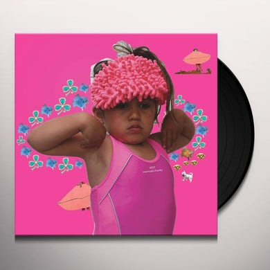 Vest Vinyl Record