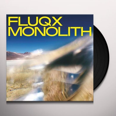 Fluqx Monolith Vinyl Record
