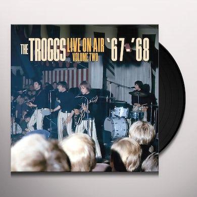 Troggs Live On Air Vol. 1 '66-'67 Vinyl Record
