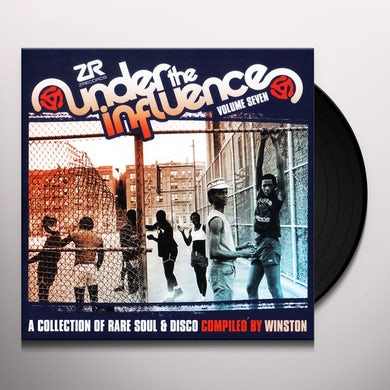 Winston Under The Influence Vol. 7: A Collection Of Rare Soul And Disco Vinyl Record