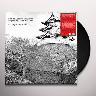 Les rallizes denudes & taj mahal travellers-oz days live 1973 Vinyl Record