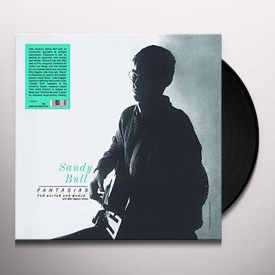 Sandy Bull Fantasias For Guitar And Banjo Vinyl Record
