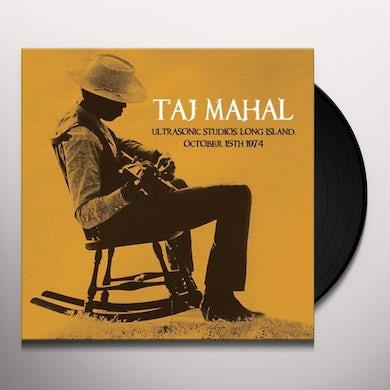Taj Mahal Ultrasonic Studios, Long Island, October 15th 1974 Vinyl Record