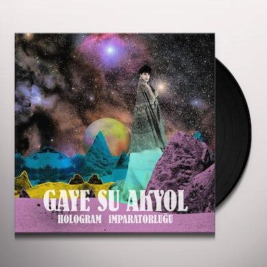 GAYE SU AKYOL Hologram Imparatorlugu Vinyl Record