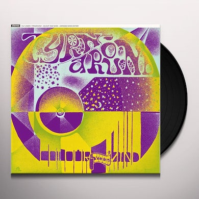 Tyrnaround Colour your mind (expanded mind edition) Vinyl Record
