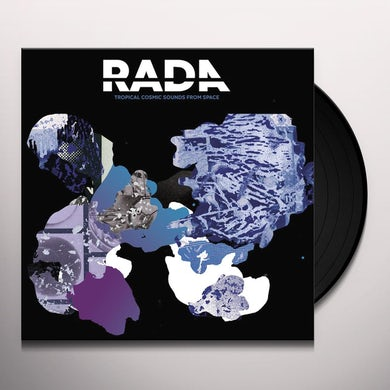Rada Tropical Cosmic Sounds From Space Vinyl Record