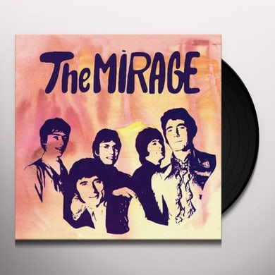 The Mirage You Can't Be Serious Vinyl Record