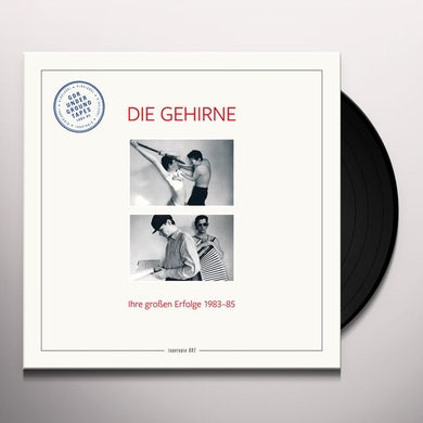 Die Gehirne Tapetopia 002: gdr underground tapes (1984-1989) Vinyl Record