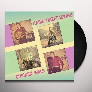Hasil Adkins Chicken Walk Vinyl Record