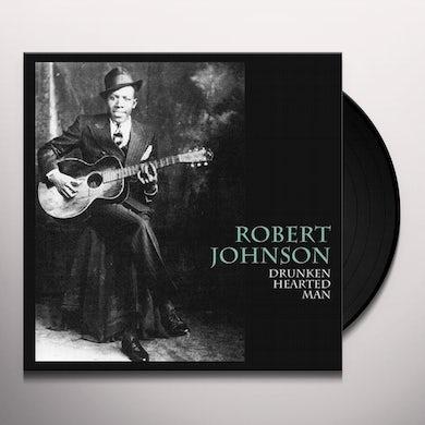 Robert Johnson Drunken Hearted Man Vinyl Record