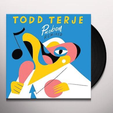 Todd Terje Preben Remixed (I:Cube/Prins Thomas) Vinyl Record