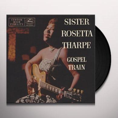 Sister Rosetta Tharpe Gospel Train Vinyl Record