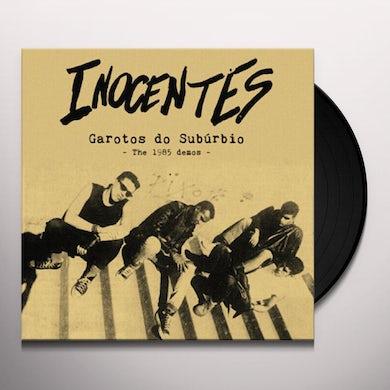 Inocentes Garotos Do Suburbio The 1985 Demos Vinyl Record