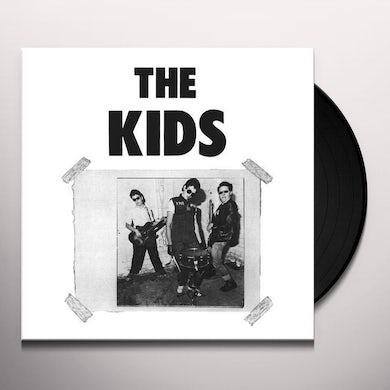The Kids (White Vinyl) Vinyl Record