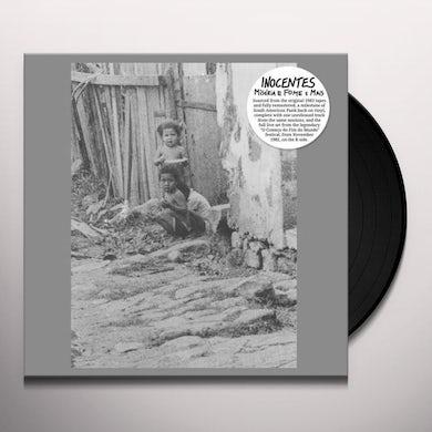 Inocentes Miseria E Fome E Mais Vinyl Record